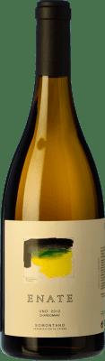 355,95 € Free Shipping | White wine Enate Uno Crianza 2011 D.O. Somontano Aragon Spain Chardonnay Bottle 75 cl