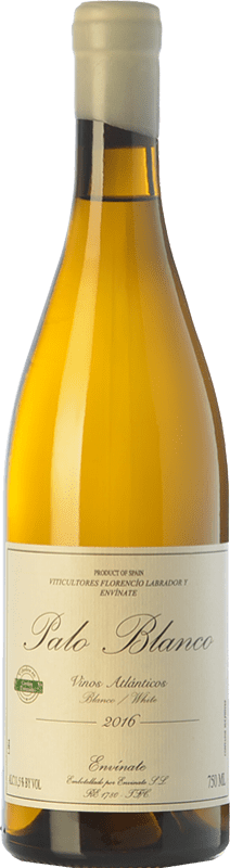 24,95 € Envoi gratuit | Vin blanc Envínate Palo Crianza Espagne Listán Blanc Bouteille 75 cl
