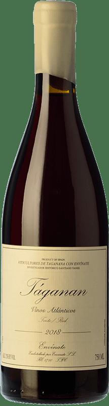 16,95 € Envoi gratuit | Vin rouge Envínate Táganan Joven Espagne Listán Noir, Malvasia Noire, Listán Gaucho Bouteille 75 cl