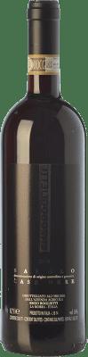 79,95 € Free Shipping | Red wine Enzo Boglietti Case Nere D.O.C.G. Barolo Piemonte Italy Nebbiolo Bottle 75 cl