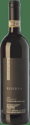 94,95 € Free Shipping | Red wine Enzo Boglietti Riserva Reserva 2008 D.O.C.G. Barolo Piemonte Italy Nebbiolo Bottle 75 cl