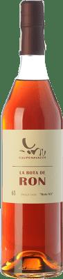 84,95 € Free Shipping | Rum Equipo Navazos La Bota de Ron 65 Sanlucar de Barrameda Spain Bottle 70 cl