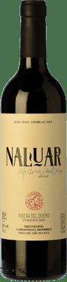 21,95 € Free Shipping | Red wine Erre Vinos Naluar Crianza D.O. Ribera del Duero Castilla y León Spain Tempranillo Bottle 75 cl
