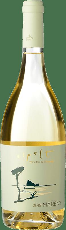 6,95 € Free Shipping | White wine Espelt Mareny D.O. Empordà Catalonia Spain Muscat of Alexandria, Sauvignon White Bottle 75 cl