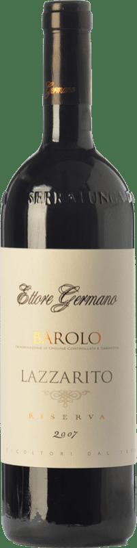 81,95 € Free Shipping | Red wine Ettore Germano Lazzarito Riserva Reserva 2009 D.O.C.G. Barolo Piemonte Italy Nebbiolo Bottle 75 cl