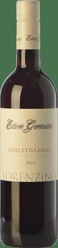 12,95 € Envoi gratuit   Vin rouge Ettore Germano Lorenzino D.O.C.G. Dolcetto d'Alba Piémont Italie Dolcetto Bouteille 75 cl