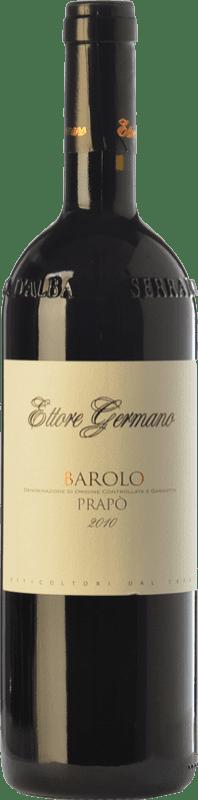 56,95 € Free Shipping | Red wine Ettore Germano Prapò D.O.C.G. Barolo Piemonte Italy Nebbiolo Bottle 75 cl