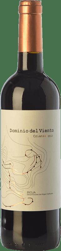 6,95 € Envoi gratuit | Vin rouge Exopto Dominio del Viento Crianza D.O.Ca. Rioja La Rioja Espagne Tempranillo, Graciano Bouteille 75 cl