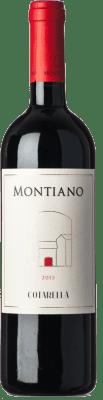 62,95 € Free Shipping | Red wine Falesco Montiano I.G.T. Lazio Lazio Italy Merlot Bottle 75 cl
