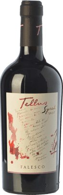 13,95 € Free Shipping | Red wine Falesco Tellus I.G.T. Lazio Lazio Italy Syrah Bottle 75 cl