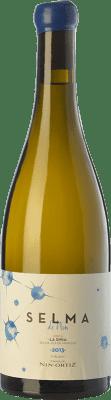 49,95 € Kostenloser Versand | Weißwein Nin-Ortiz Selma Crianza Spanien Roussanne, Chenin Weiß, Marsanne, Parellada Montonega Flasche 75 cl