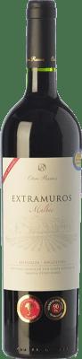 58,95 € Free Shipping | Red wine Otero Ramos Extramuros Gran Reserva 2009 I.G. Mendoza Mendoza Argentina Malbec Bottle 75 cl