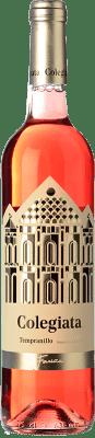 5,95 € Kostenloser Versand | Rosé-Wein Fariña Colegiata Joven D.O. Toro Kastilien und León Spanien Tinta de Toro Flasche 75 cl