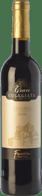 18,95 € Free Shipping | Red wine Fariña Gran Colegiata Reserva D.O. Toro Castilla y León Spain Tinta de Toro Bottle 75 cl