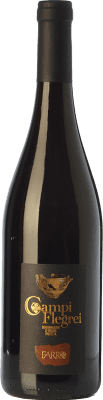 13,95 € Free Shipping | Red wine Farro D.O.C. Campi Flegrei Campania Italy Piedirosso Bottle 75 cl