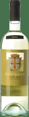 9,95 € Free Shipping | White wine Fattoria dei Barbi Bianco dei Barbi I.G.T. Toscana Tuscany Italy Trebbiano, Chardonnay Bottle 75 cl