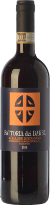 13,95 € Envío gratis | Vino tinto Fattoria dei Barbi D.O.C.G. Morellino di Scansano Toscana Italia Merlot, Sangiovese Botella 75 cl