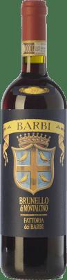 47,95 € Free Shipping | Red wine Fattoria dei Barbi D.O.C.G. Brunello di Montalcino Tuscany Italy Sangiovese Bottle 75 cl