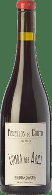19,95 € Free Shipping | Red wine Fedellos do Couto Lomba dos Ares Crianza D.O. Ribeira Sacra Galicia Spain Mencía, Grenache Tintorera, Mouratón, Caíño Black, Merenzao Bottle 75 cl