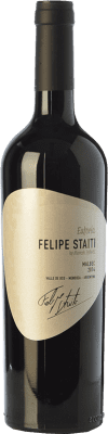 21,95 € Envío gratis | Vino tinto Felipe Staiti Euforia Reserva I.G. Valle de Uco Valle de Uco Argentina Malbec Botella 75 cl