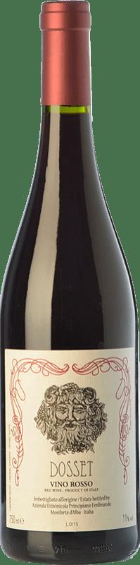 12,95 € Free Shipping   Red wine Ferdinando Principiano Dosset D.O.C. Langhe Piemonte Italy Dolcetto Bottle 75 cl