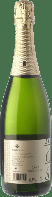 9,95 € Envoi gratuit   Blanc moussant Ferré i Catasús Brut Nature Reserva D.O. Cava Catalogne Espagne Macabeo, Xarel·lo, Chardonnay, Parellada Bouteille 75 cl
