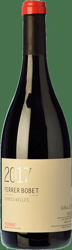 33,95 € Free Shipping | Red wine Ferrer Bobet Vinyes Velles Crianza D.O.Ca. Priorat Catalonia Spain Grenache, Carignan Bottle 75 cl