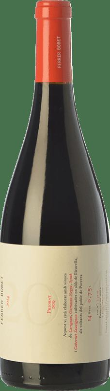 45,95 € Envío gratis | Vino tinto Ferrer Bobet Crianza D.O.Ca. Priorat Cataluña España Syrah, Garnacha, Cabernet Sauvignon, Cariñena Botella Mágnum 1,5 L