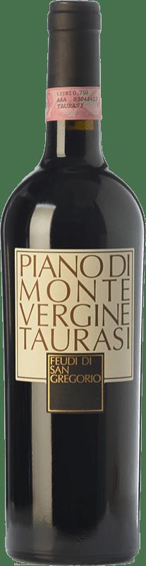 43,95 € Free Shipping | Red wine Feudi di San Gregorio Piano di Montevergine D.O.C.G. Taurasi Campania Italy Aglianico Bottle 75 cl