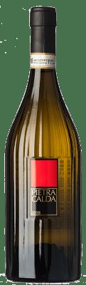 17,95 € Free Shipping | White wine Feudi di San Gregorio Pietracalda D.O.C.G. Fiano d'Avellino Campania Italy Fiano Bottle 75 cl