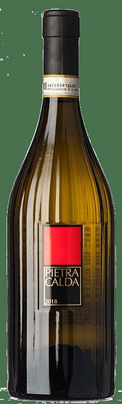 13,95 € Free Shipping | White wine Feudi di San Gregorio Pietracalda D.O.C.G. Fiano d'Avellino Campania Italy Fiano Bottle 75 cl
