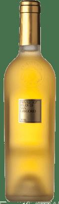29,95 € Envío gratis | Vino dulce Feudi di San Gregorio Privilegio D.O.C. Irpinia Campania Italia Fiano Media Botella 50 cl