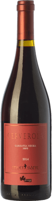 37,95 € Kostenloser Versand | Rotwein Ficaria Cerverola Crianza D.O. Montsant Katalonien Spanien Grenache Flasche 75 cl