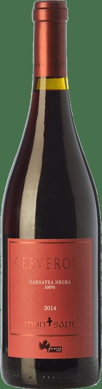 31,95 € Envoi gratuit | Vin rouge Ficaria Cerverola Crianza D.O. Montsant Catalogne Espagne Grenache Bouteille 75 cl