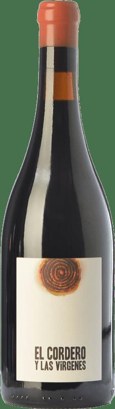 31,95 € Free Shipping | Red wine Fil'loxera El Cordero y las Vírgenes Crianza D.O. Valencia Valencian Community Spain Monastrell, Grenache Tintorera, Malvasía, Trebbiano Bottle 75 cl