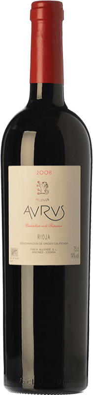 288,95 € Free Shipping | Red wine Allende Aurus Reserva 1996 D.O.Ca. Rioja The Rioja Spain Tempranillo, Graciano Magnum Bottle 1,5 L