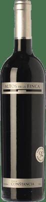 13,95 € Free Shipping | Red wine Finca Constancia Altos de la Finca Reserva I.G.P. Vino de la Tierra de Castilla Castilla la Mancha Spain Syrah, Petit Verdot Bottle 75 cl