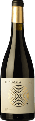 17,95 € Envoi gratuit | Vin rouge Finca de la Rica El Nómada Crianza D.O.Ca. Rioja La Rioja Espagne Tempranillo, Graciano Bouteille 75 cl