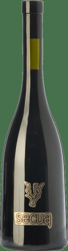 15,95 € Free Shipping | Red wine Finca La Estacada Secua Crianza I.G.P. Vino de la Tierra de Castilla Castilla la Mancha Spain Syrah, Cabernet Sauvignon Bottle 75 cl