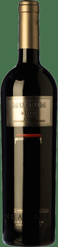 38,95 € Envoi gratuit | Vin rouge Museum Reserva D.O. Cigales Castille et Leon Espagne Tempranillo Bouteille Magnum 1,5 L