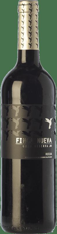 21,95 € Envío gratis | Vino tinto Finca Nueva Gran Reserva D.O.Ca. Rioja La Rioja España Tempranillo Botella 75 cl