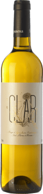 9,95 € Free Shipping | White wine Finca Parera Clar D.O. Penedès Catalonia Spain Xarel·lo, Chardonnay, Gewürztraminer Bottle 75 cl