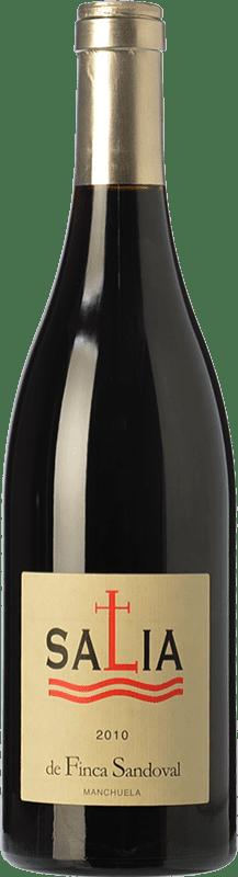 16,95 € Envoi gratuit   Vin rouge Finca Sandoval Salia Joven D.O. Manchuela Castilla La Mancha Espagne Syrah, Grenache, Grenache Tintorera Bouteille 75 cl