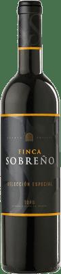 21,95 € Free Shipping | Red wine Finca Sobreño Selección Especial Reserva D.O. Toro Castilla y León Spain Tinta de Toro Bottle 75 cl