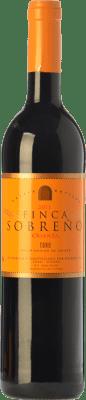 9,95 € Free Shipping | Red wine Finca Sobreño Crianza D.O. Toro Castilla y León Spain Tinta de Toro Bottle 75 cl