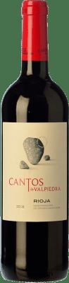 9,95 € Envío gratis | Vino tinto Finca Valpiedra Cantos de Valpiedra Crianza D.O.Ca. Rioja La Rioja España Tempranillo Botella 75 cl