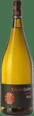 9,95 € Envoi gratuit | Vin blanc Finca Viladellops D.O. Penedès Catalogne Espagne Xarel·lo Bouteille Magnum 1,5 L