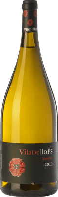 15,95 € Free Shipping | White wine Finca Viladellops D.O. Penedès Catalonia Spain Xarel·lo Magnum Bottle 1,5 L. | Thousands of wine lovers trust us to get the best price guarantee, free shipping always and hassle-free shopping and returns.