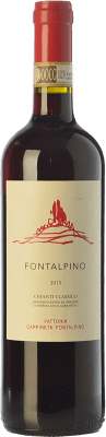 21,95 € Free Shipping   Red wine Fontalpino D.O.C.G. Chianti Classico Tuscany Italy Sangiovese Bottle 75 cl