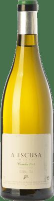 14,95 € Kostenloser Versand | Weißwein Forjas del Salnés Leirana A Escusa D.O. Rías Baixas Galizien Spanien Albariño Flasche 75 cl